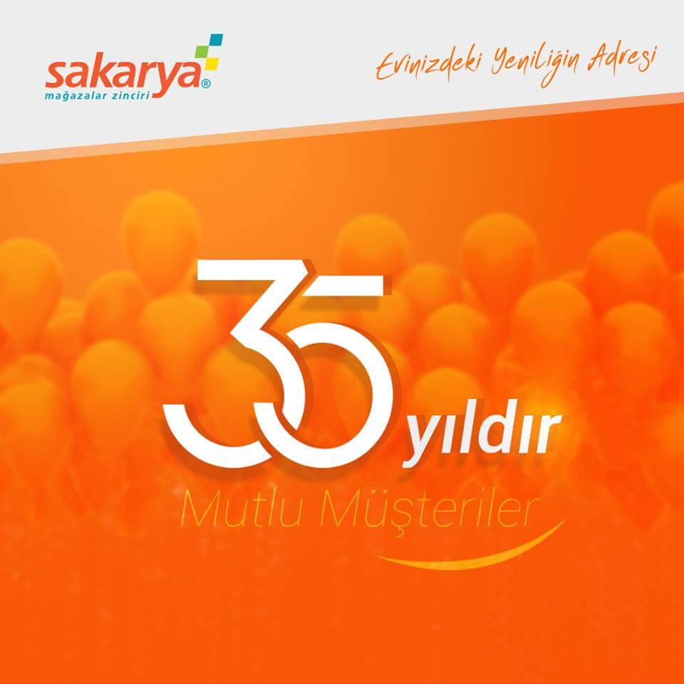 Sakarya Mağazaları   Eskişehir'in 35.Yıldır Alışverişte Değişmeyen Adresi